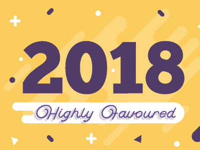 The Year Of Being Highly Favoured Of the Lord
