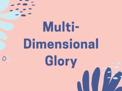 Multidimensional Glory