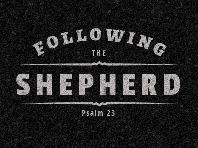 Following The Shepherd