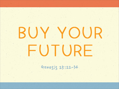 Buy Your Future