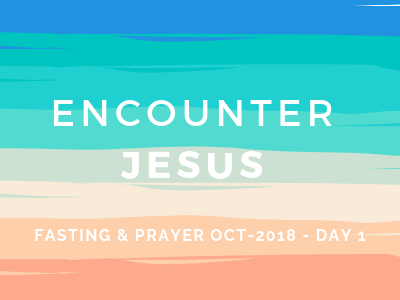 Encounter Jesus