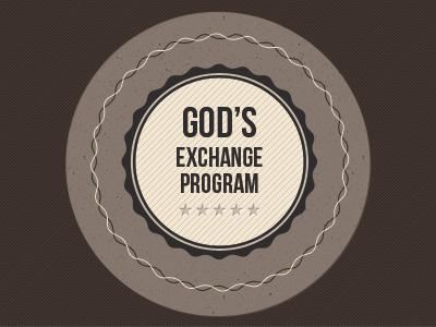God's Exchange Program