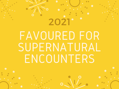 New Years Eve - Favoured for Supernatural Encounters