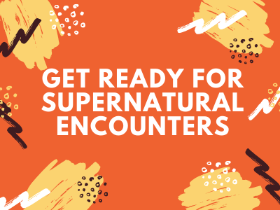 Get ready for Supernatural Encounters