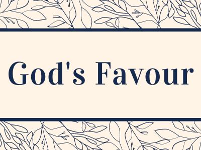 God's Favour