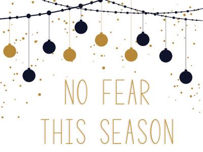 No Fear This Season