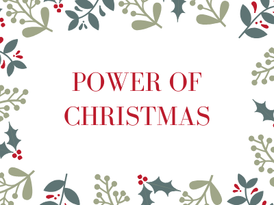 Power Of Christmas